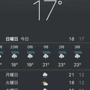 アプリ 天気予報
