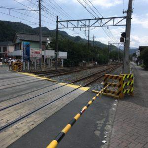 長瀞駅周辺