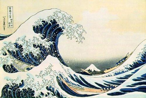 葛飾北斎,hokusai