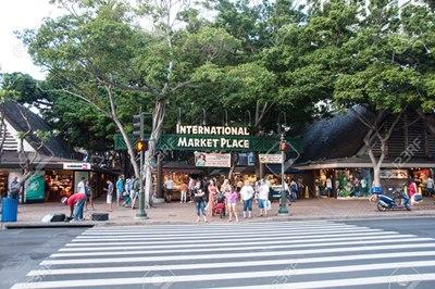 ハワイ,インターナショナルマーケットプレイス
