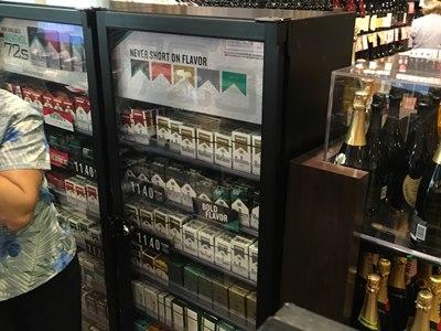 ハワイ,タバコ,値段