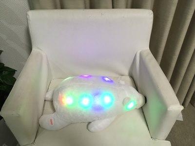 白熊,LED、ライト