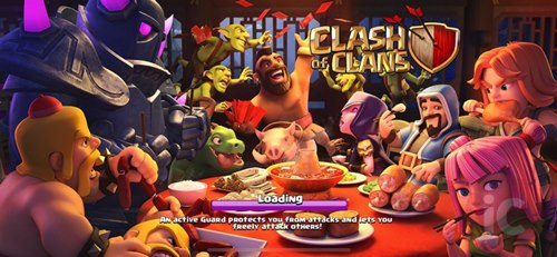 clash-of-clans,クラッシュ,クラクラ