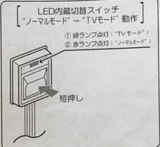 テレビキャンセラー2