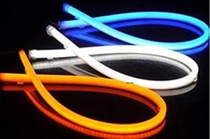 led,シリコンチューブ