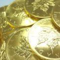 金貨,購入,コイン