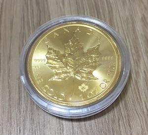 メープルリーフ,金貨