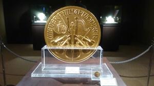 ウィーン金貨,1000オンス