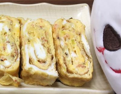 卵焼き,オキアミ