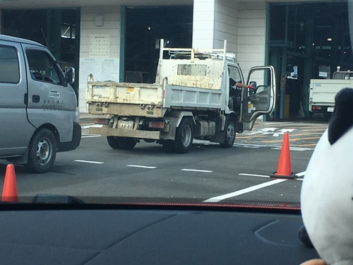 車検,トラック