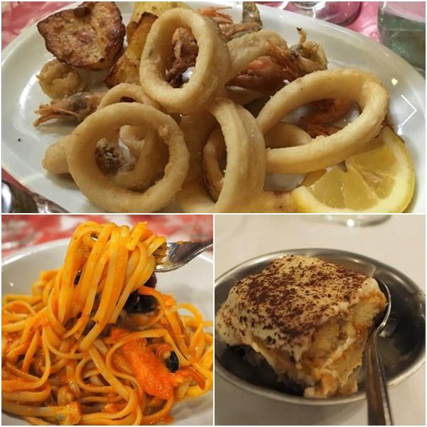 夕食,イタリア