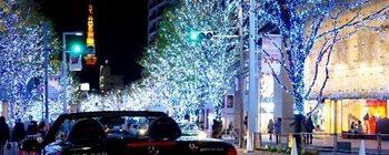 クリスマス,イルミネーション