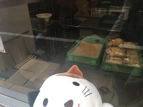 永福町大勝軒,製麺所