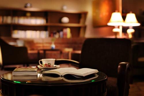 ホテル,読書