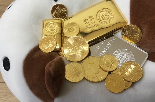 ゴールド,プラチナ